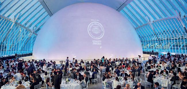 2019蒙特奖颁奖仪式于罗马顺利b举行